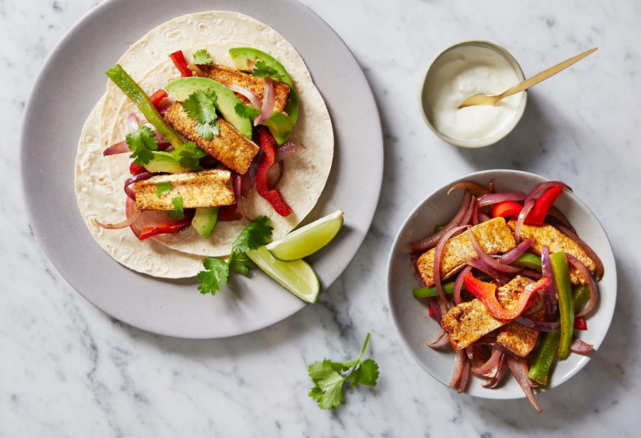 See Need Want Health Fitness Rachael Finch Smoky Tofu Fajitas