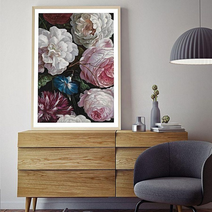 See Need Want Interiors Floral Print 1