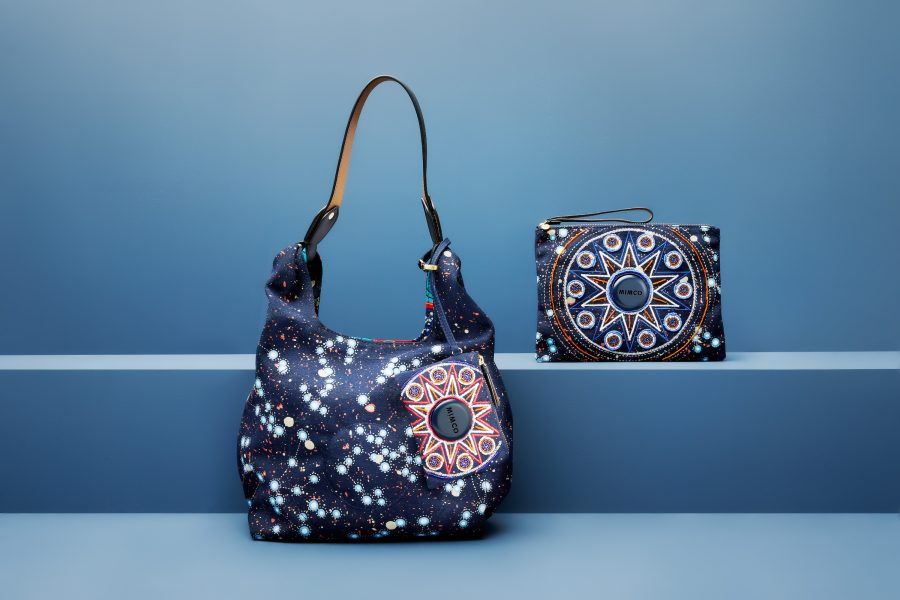 See Need Want Mimco Bag Poetic Tempest Constella Collection