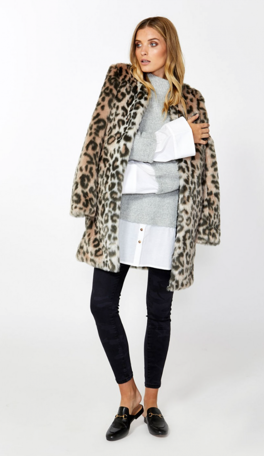 See Need Want Mothers Day Gift Guide Decjuba Leopard Print Coat 1
