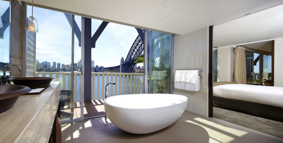 See Need Want Travel Pier One Sydney Hotel Harbour View 1