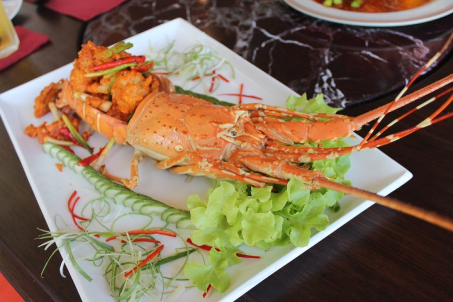 See Need Want Travel Sri Panwa Phuket Chinese Food Lobster