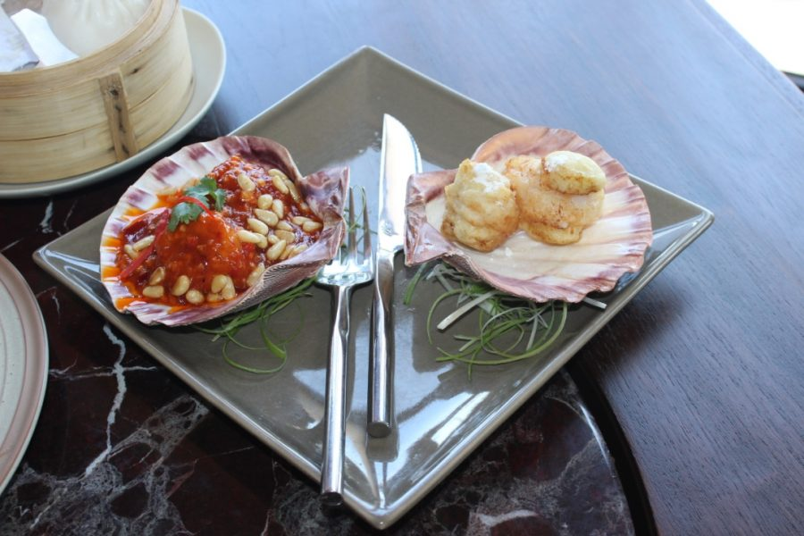 See Need Want Travel Sri Panwa Phuket Chinese Food Scallops