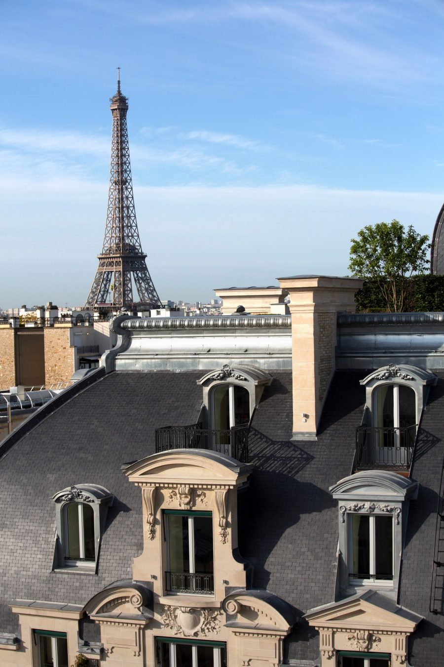 See Need Want Travel The Peninsula Paris Hotel Eiffel Tower View