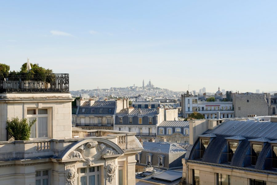 See Need Want Travel The Peninsula Paris Hotel Garden Suite View